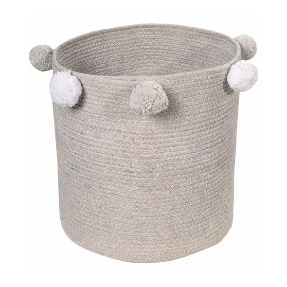Lorena Canals Basket Bubbly Grey