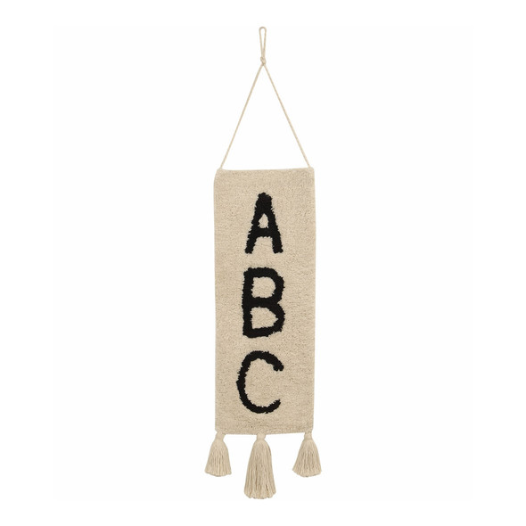 Lorena Canals Wall Hanging ABC
