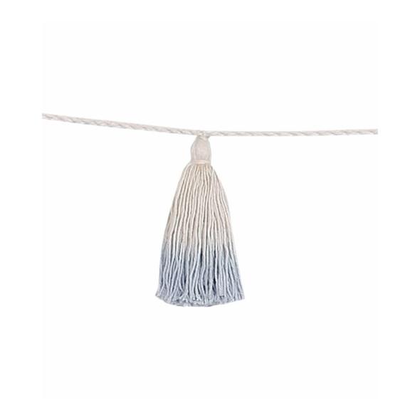 Lorena Canals Pom Pom Garland Tie-Dye Soft B