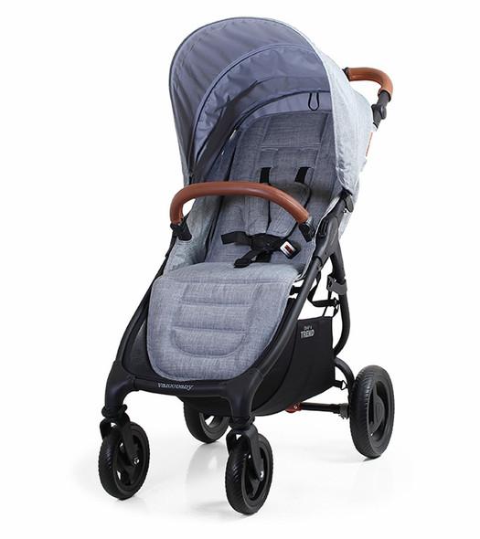 Valco Snap 4 Trend Stroller in Grey Marle