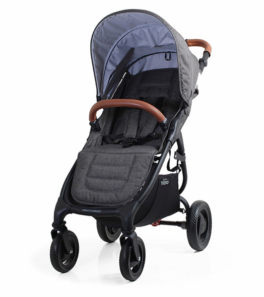 Valco Snap 4 Trend Stroller in Charcoal
