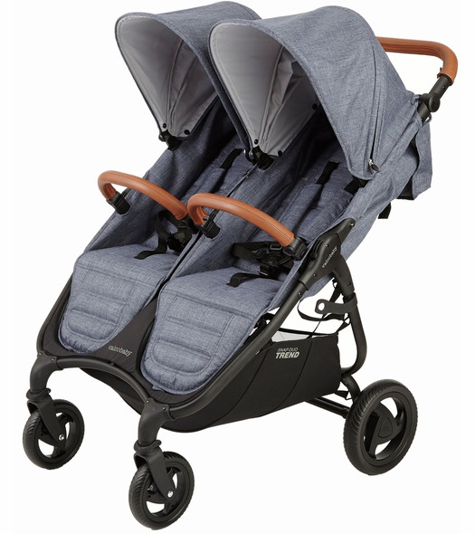 Valco Snap Duo Trend Stroller in Denim
