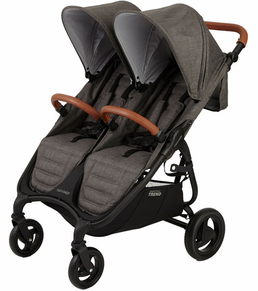 Valco Snap Duo Trend Stroller in Charcoal