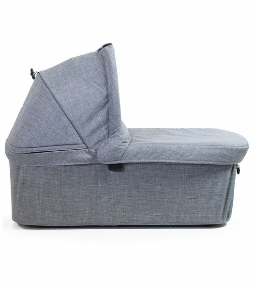 Valco Snap Duo Trend Bassinet in Grey Marle