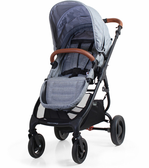 Valco Snap Ultra Trend Reversible Seat Stroller in Grey Marle