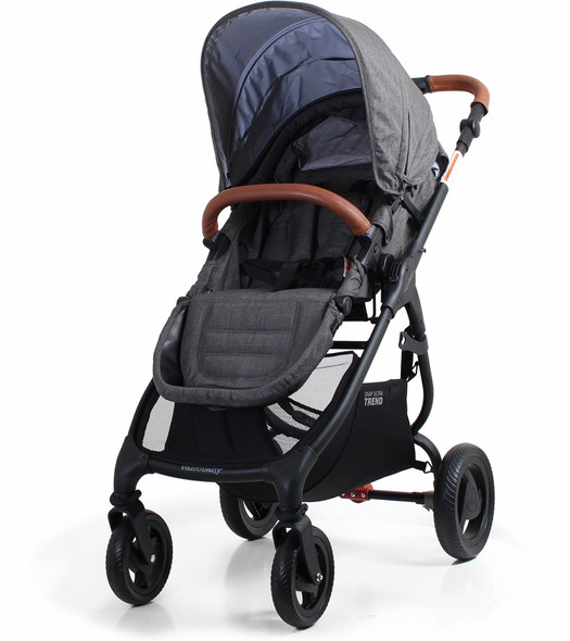 Valco Snap Ultra Trend Reversible Seat Stroller in Charcoal