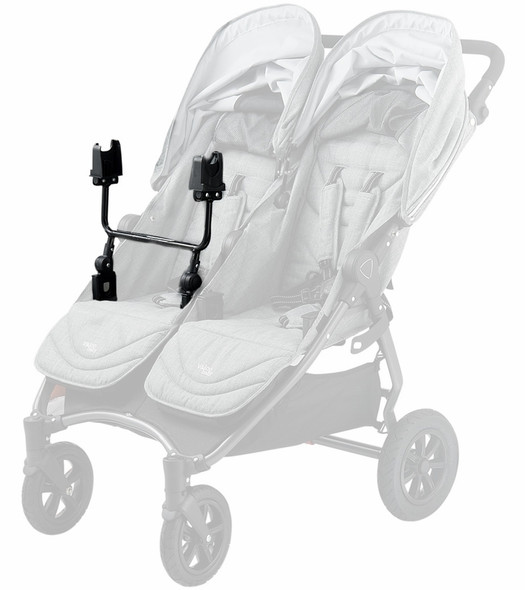 Valco Duo X / Neo Twin Car Seat Adapter in Maxi Cosi / Cybex / Nuna