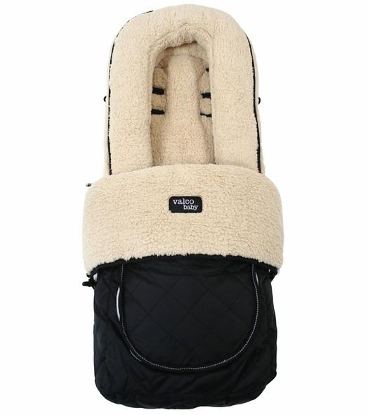 Valco Deluxe Footmuff in Fluffy Fleece