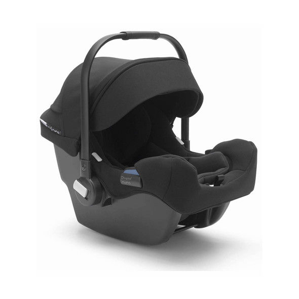 Bugaboo Turtle by Nuna car seat + base US BLACK