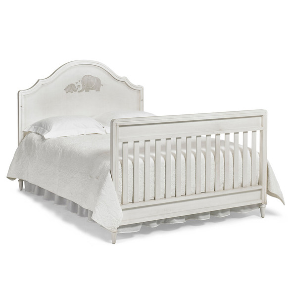 Dolce Babi Capri Universal Convertible Bed Rail in Linen