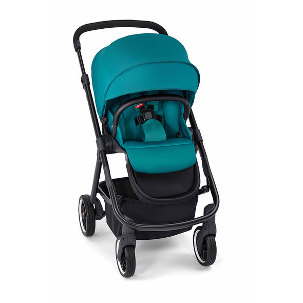 Diono Excurze 2019 Mid Size Stroller in Blue Turquoise
