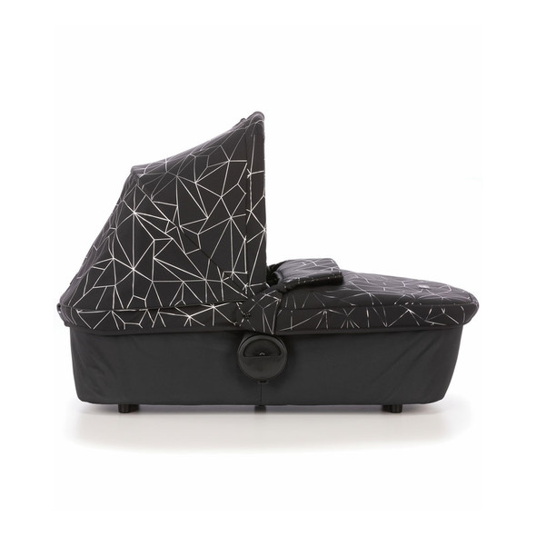 Diono Excurze Carrycot Color Pack 2019 Carrycot in Black Platinum