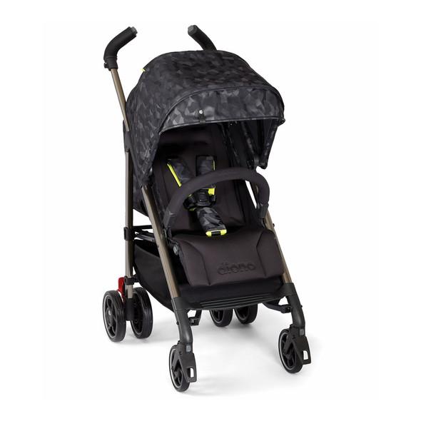 Diono Flexa 2019 Compact Stroller in Black Camo