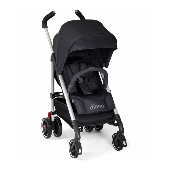 Diono Flexa 2019 Compact Stroller in Black Midnight