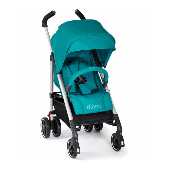 Diono Flexa 2019 Compact Stroller in Blue Turquoise