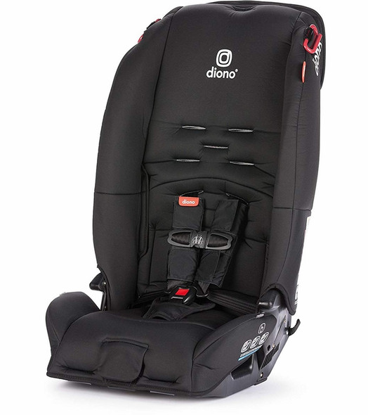 Diono Radian 3 R Latch All in One Convertibles Car Seat in Black