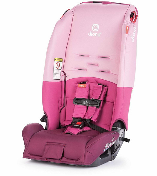 Diono Radian 3 R Latch All in One Convertibles in Pink