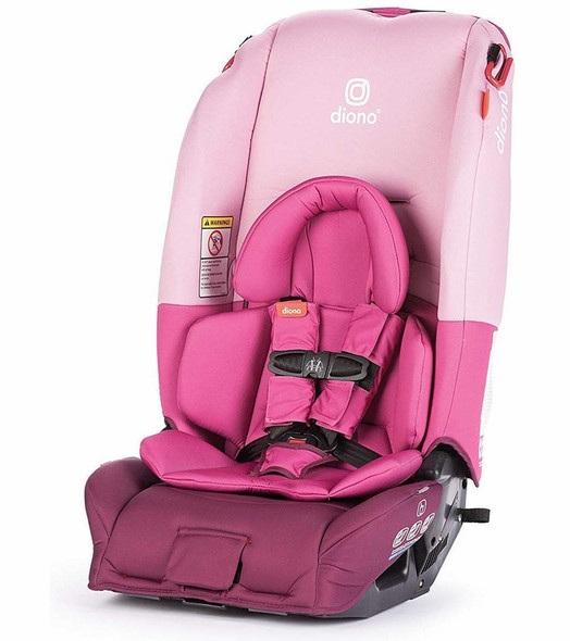 Diono Radian 3 RX Latch All in One Convertibles Car Seat in Pink