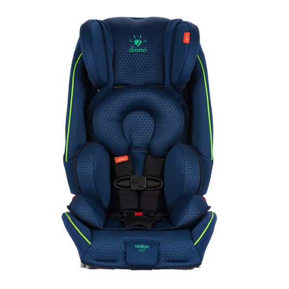 Diono Radian RXT JMC All in One Convertibles Car Seat in My Colour Blue Green