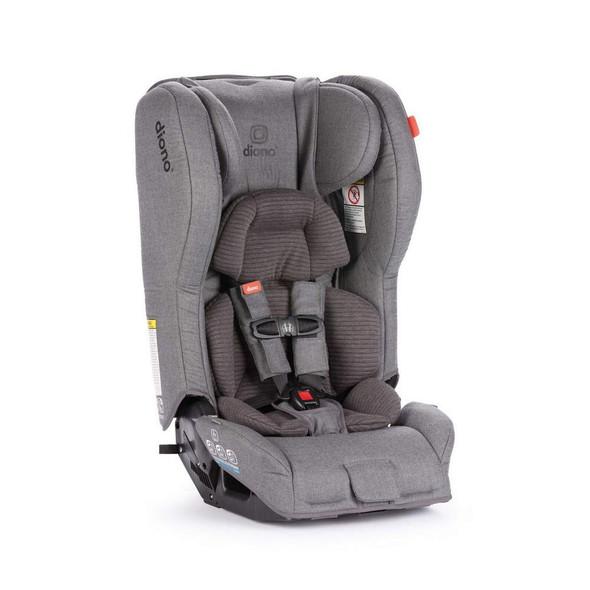 Diono Rainier 2 AXT Vogue Latch All in One Convertibles Car Seat in Dark Grey Wool