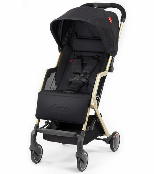 Diono Traverze Compact Stroller in Black Gold