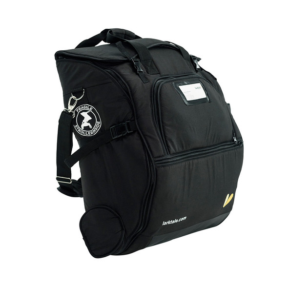 Larktale Travel Bag - Black - Coast