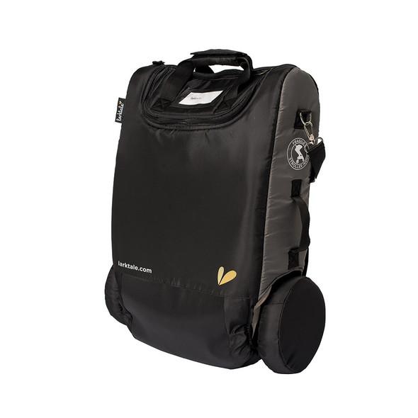 Larktale Travel Bag - Black - Chit Chat