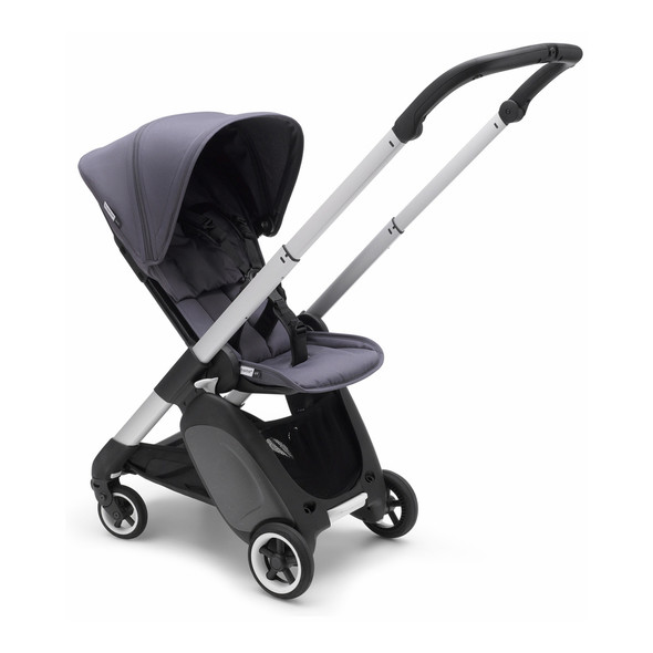 Bugaboo Ant Complete in Aluminum/Steel Blue-Steel Blue