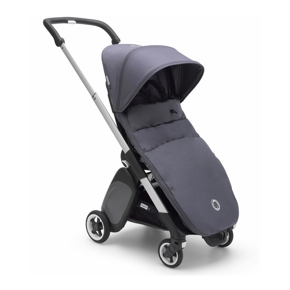 Bugaboo Ant Footmuff in Steel Blue