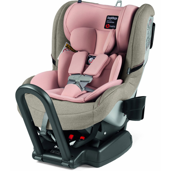 Peg Perego Primo Viaggio Convertible Kinetic Car Seat in Mon Amour (Special Edition)