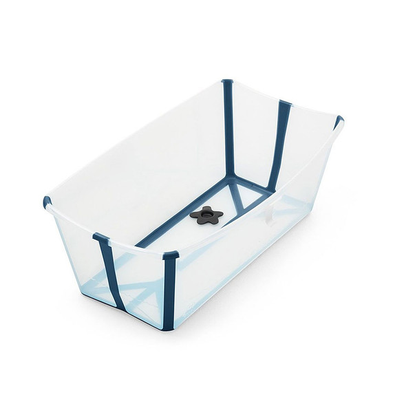 Stokke Flexi Bath X-Large in Transparent Blue