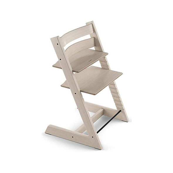 Stokke Tripp Trapp Classic Collection Chair in Whitewash