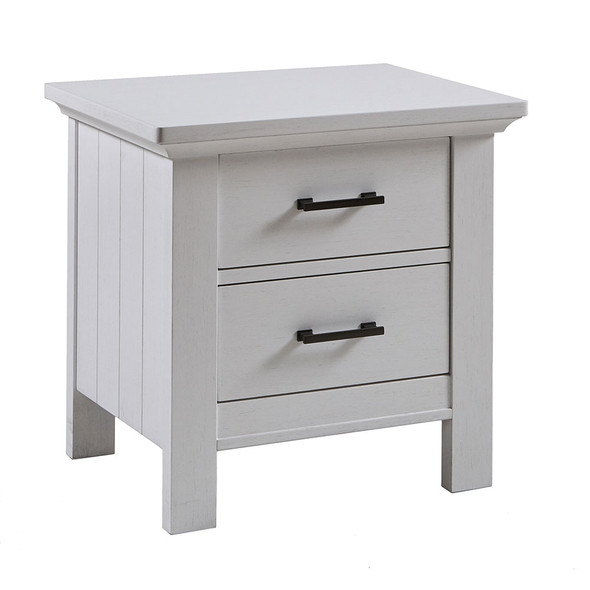 Pali Como Nightstand in Vintage White