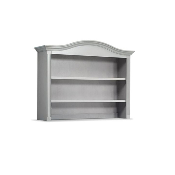 Sorelle Providence Hutch in Stone Grey