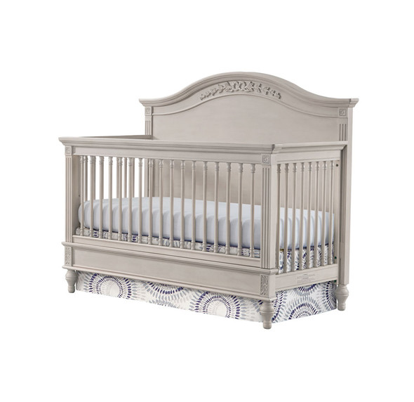 Westwood Viola 2 Piece Nursery Set in Lace - Crib and Chifferobe