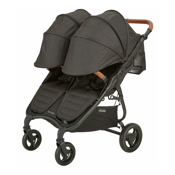 Valco Snap Duo Trend Stroller in Night Black
