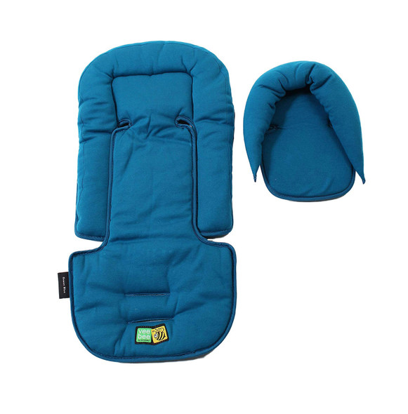 Valco All Sorts Seat Pads in Blue