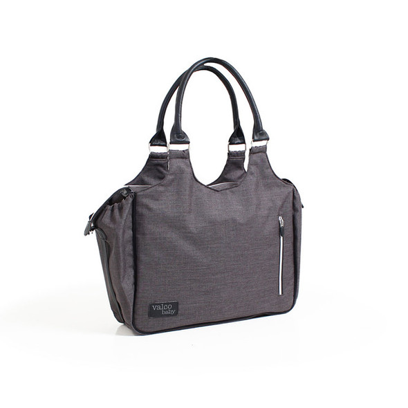Valco Mother's Bag in Grey Marle