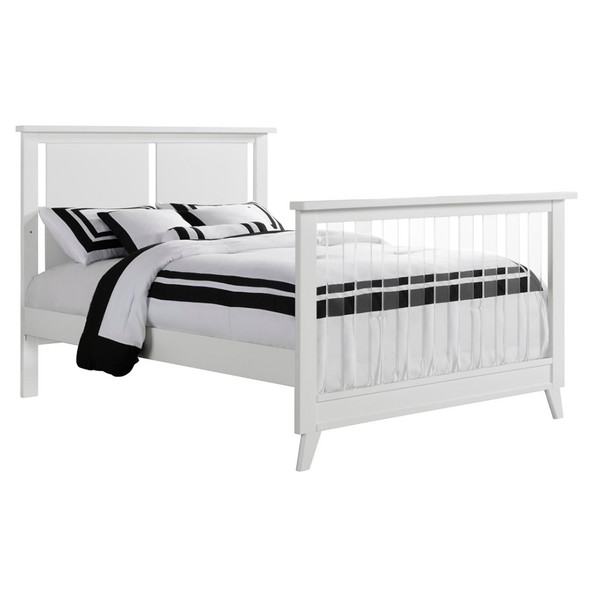 Oxford Baby Holland Full Bed Conversion Kit in White