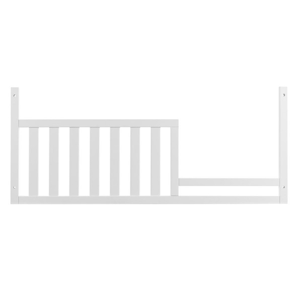 Oxford Baby Holland Guard Rail For 4 In 1 Crib in White