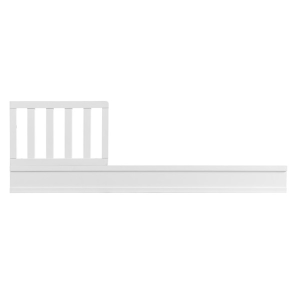 Oxford Baby Holland Guard Rail For 3 In 1 Crib in White