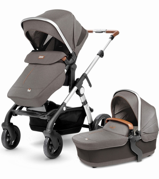 Silver Cross Wave Complete Stroller in Sable