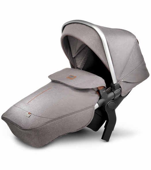 Silver Cross Wave Stroller Tandem Seat in Sable