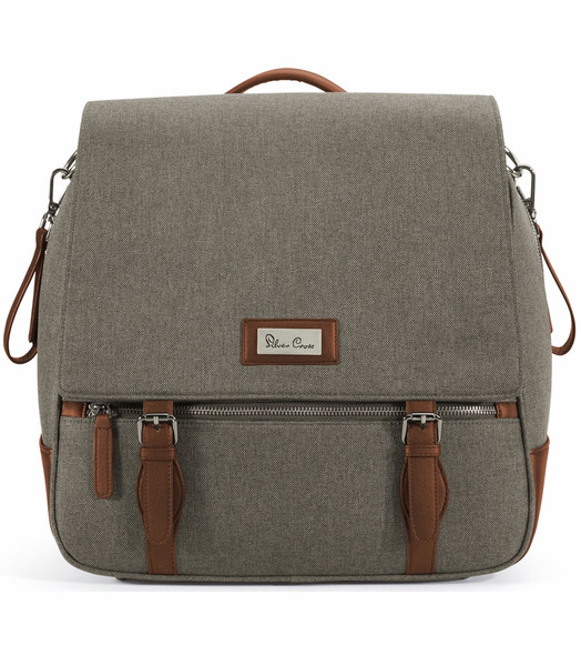 Silver Cross Wave Changing Bag in Sable