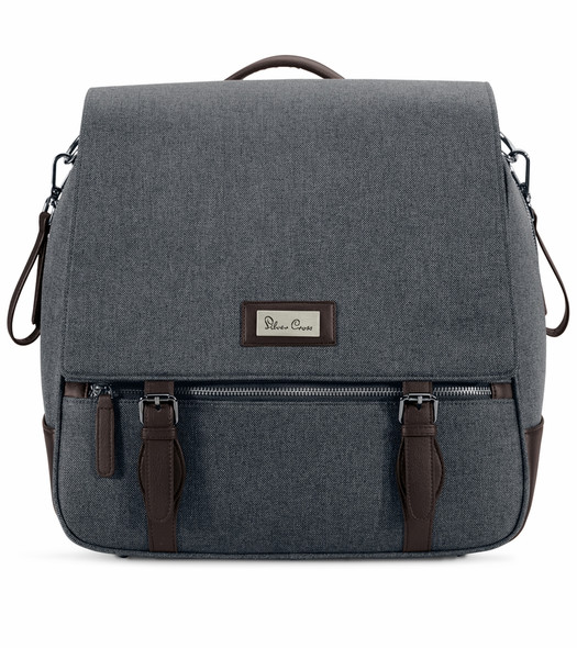 Silver Cross Wave Changing Bag in Slate