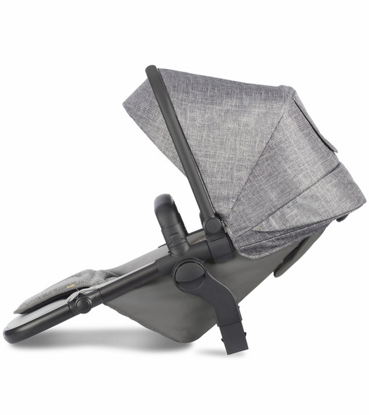 Silver Cross Coast Stroller Tandem Seat in Limestone