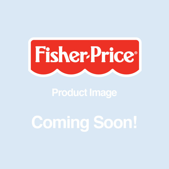 Fisher Price Del Mar Toddler Bed in Snow White