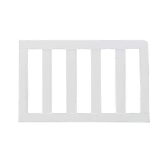 Ti Amo Modesto CNC Crib n Changer - Guard Rail in Snow White