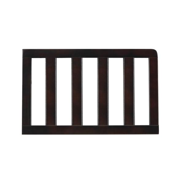 Ti Amo Modesto CNC Crib n Changer - Guard Rail in Espresso