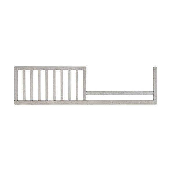 ED Ellen DeGeneres Greystone Collection Convertible Guard Rail in Weathered Barnwood